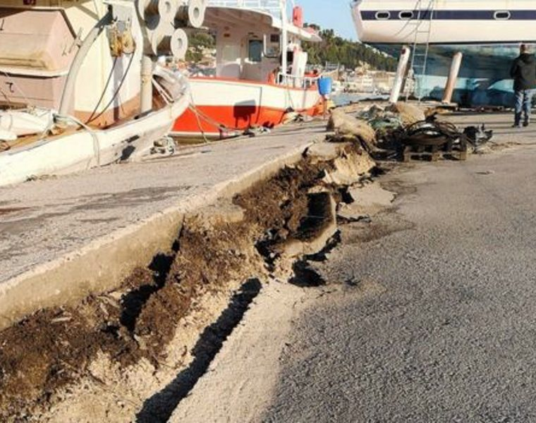 Two earthquake aftershocks felt on Zakynthos island 35