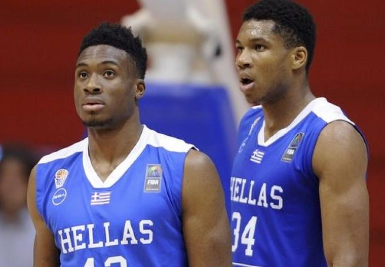 Giannis Antetokounmpo speaks out over racist remark made about brother Thanasis 6