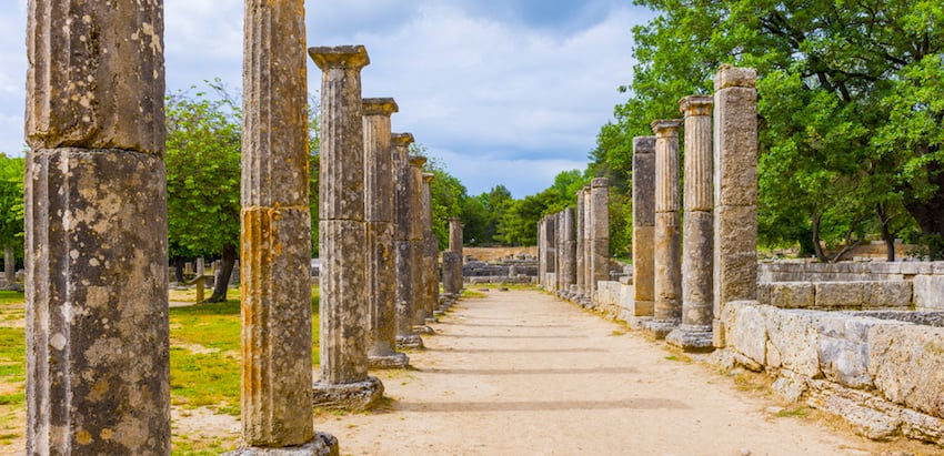 Exploring Ancient Olympia, one of the world's most well-known historical sites 10