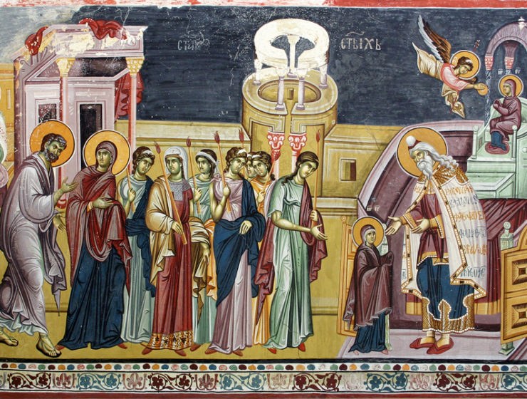 Feast Day of the Presentation of the Theotokos 5