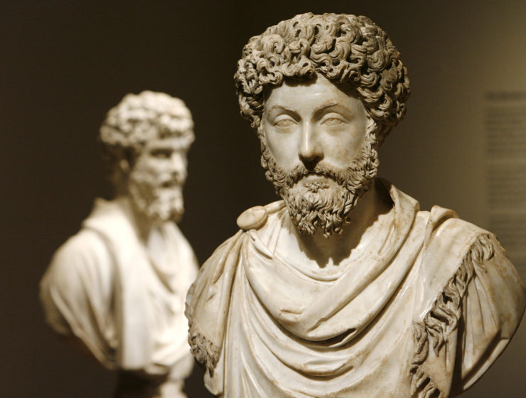 Ancient Greek Stoicism to Treat Anxiety and Depression 61