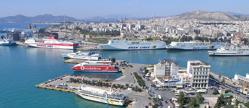 Greece's shipping industry forced to increase ferry prices 2