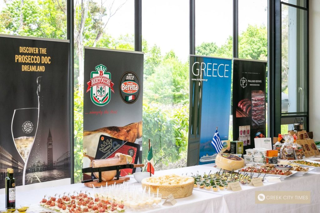 Embassy of Greece promotes leading Greek products at Geographical Indications Day 11
