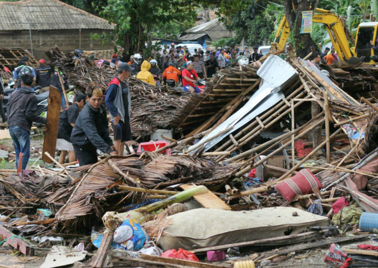 Greece expressed support for tsunami stricken Indonesia 10