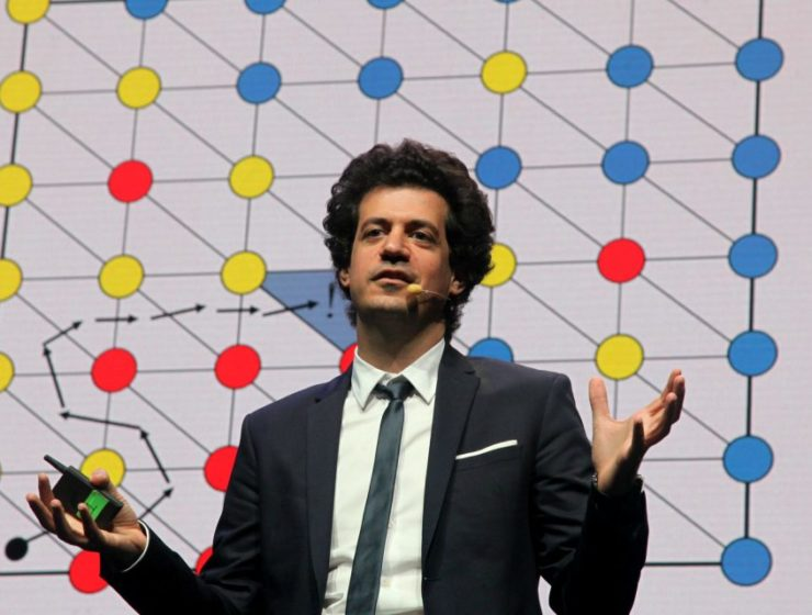 Greek Scientist Konstantinos Daskalakis, one of the smartest people in the world 20