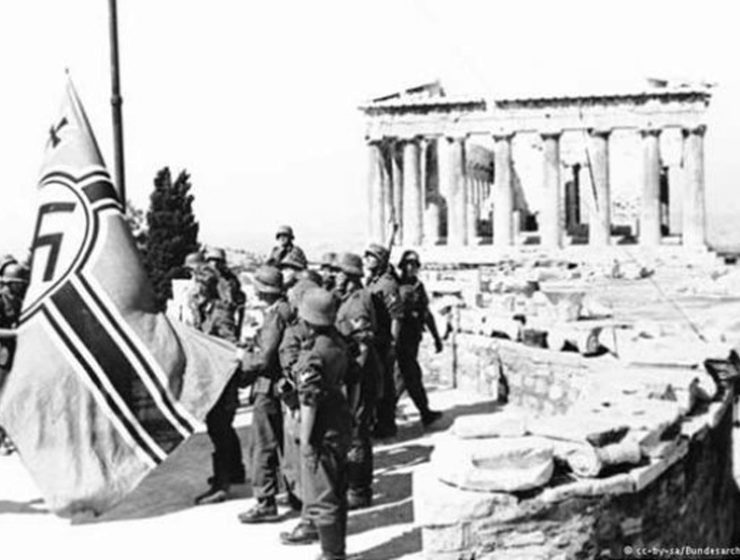 Greek President insists on German reparations over WWII 19