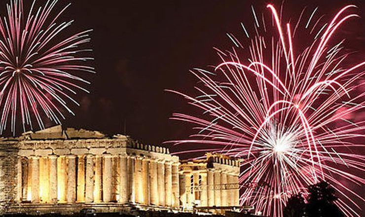 Greek capital changes New Year's Eve party venue 26