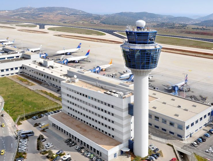 """Greek airport passenger traffic has a """"historic"""" increase in 2018 20"""