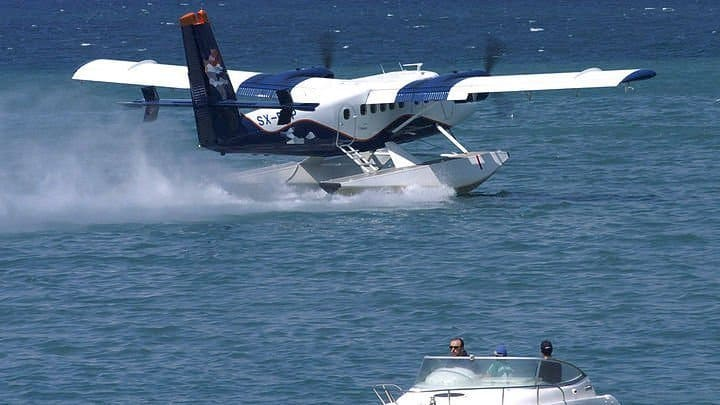 Water airports approved on Ionian islands 1