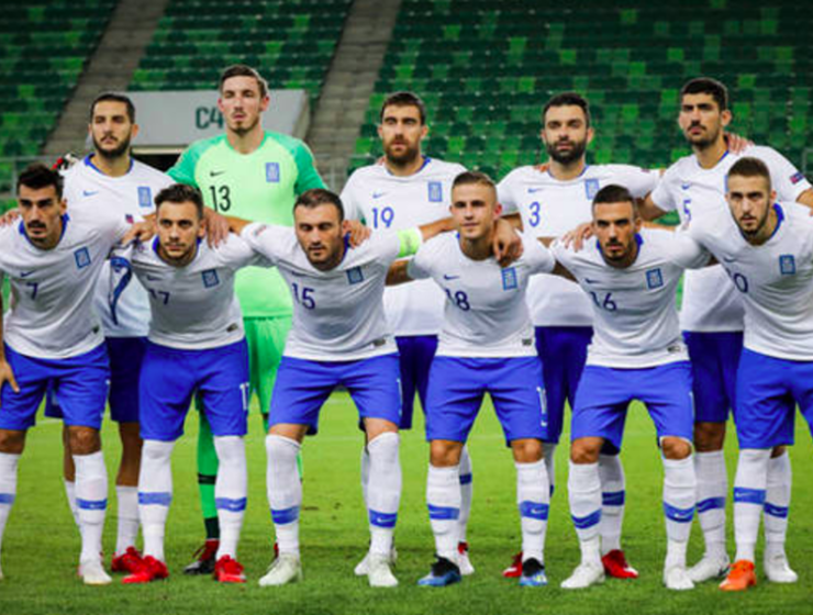 Greece handed inviting draw for UEFA Euro 2020 qualifying 12