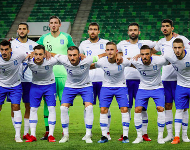 Greece handed inviting draw for UEFA Euro 2020 qualifying 18