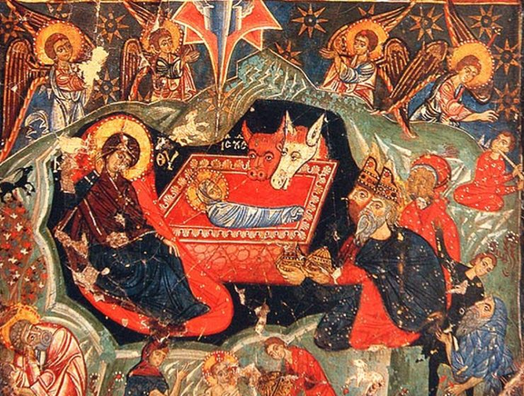 December 20, Forefeast of the Nativity of our Lord 6