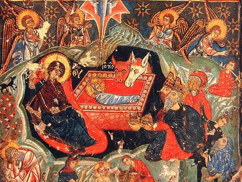 December 20, Forefeast of the Nativity of our Lord 1