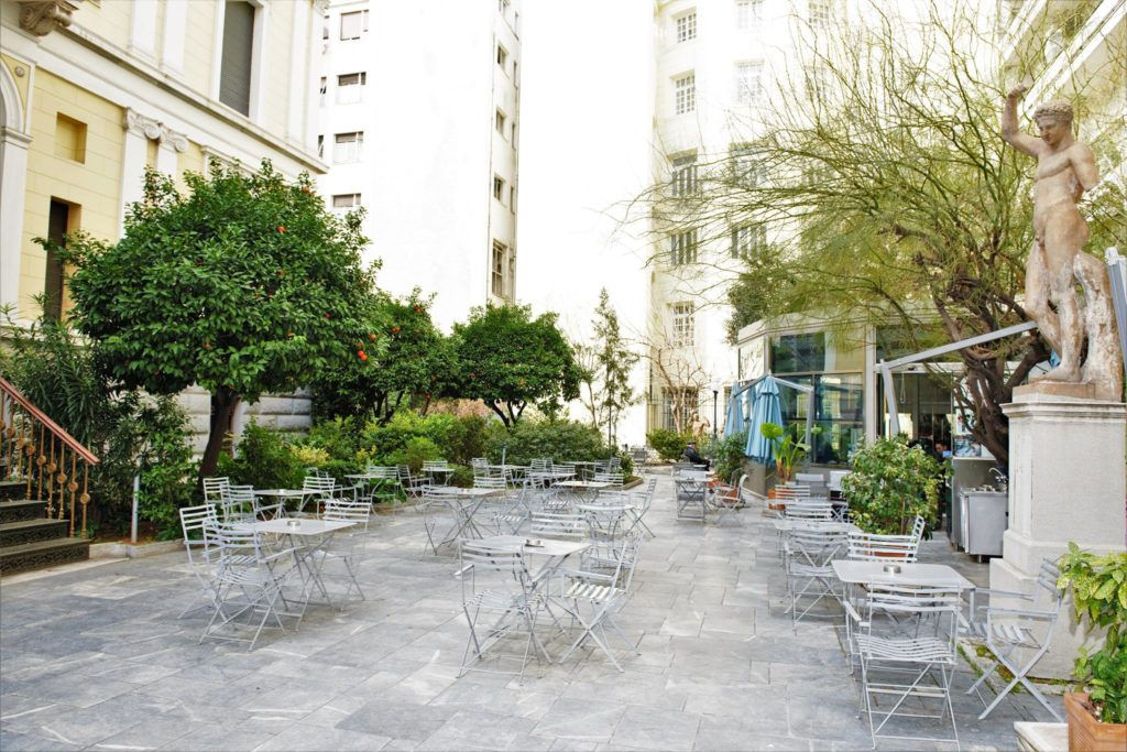 Athens Top 5 Museums with Lovely Cafes 8