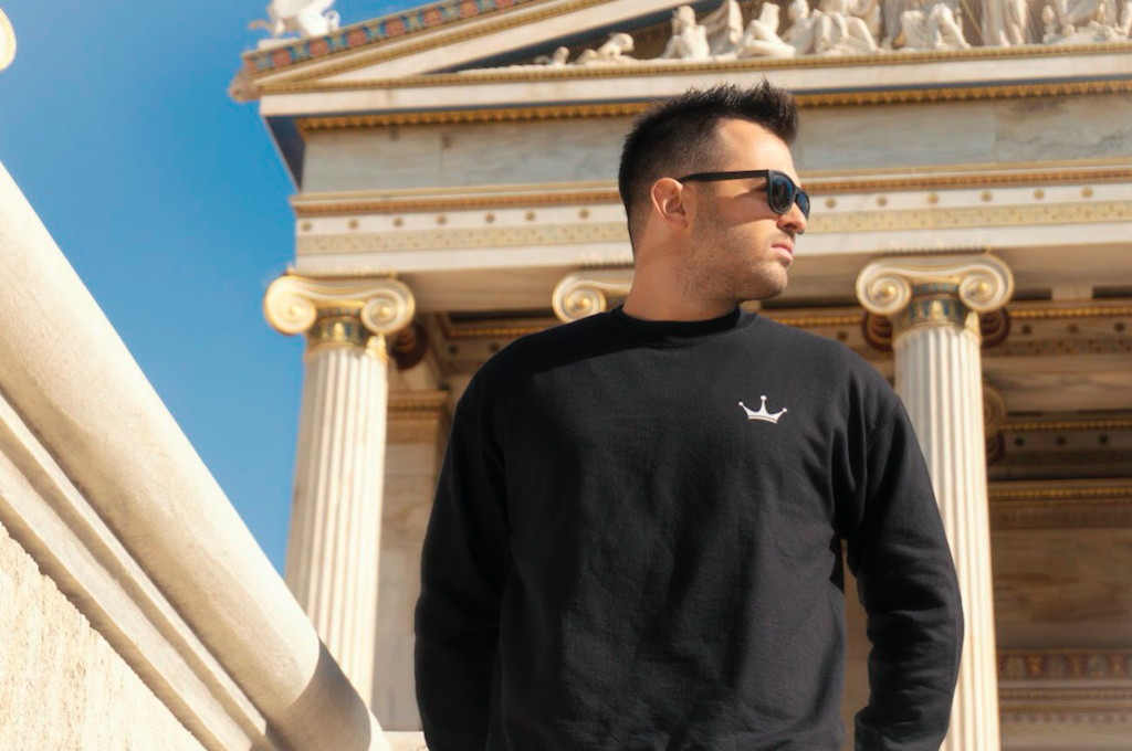 Greek Canadian launches cool and casual urban clothing brand 7