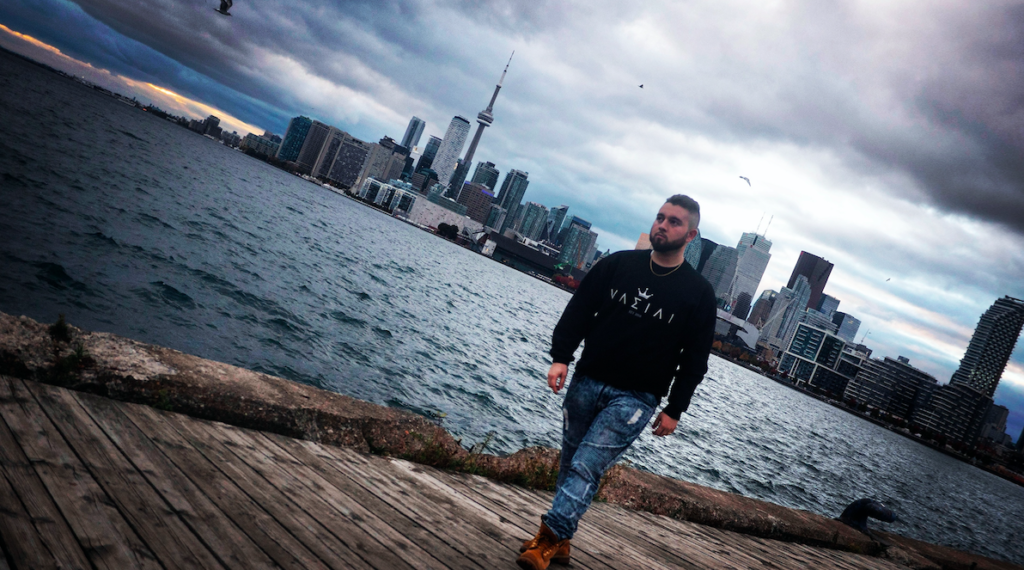 Greek Canadian launches cool and casual urban clothing brand 10