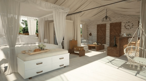 Now you can go 'Glamping' in Kos, as new luxury tented villas open 5