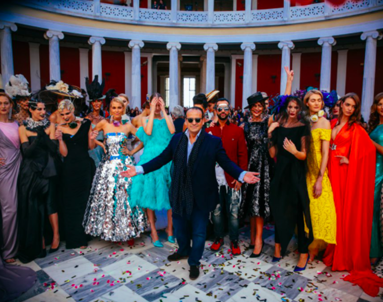 Vassilis Zoulias' Stunning S/S 19 Fashion show in the Greek Capital (PICS) 36