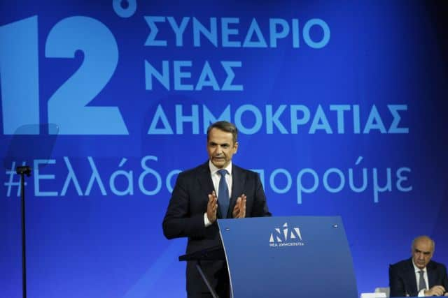 Greek Opposition Leader promises to cancel FYROM deal in address to Party faithful 3