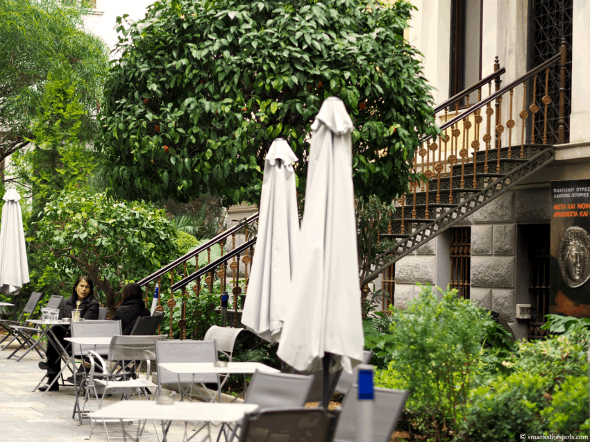 Athens Top 5 Museums with Lovely Cafes 7