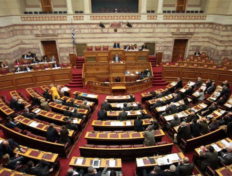 Greek Parliament barely approves Tsipras Budget 28