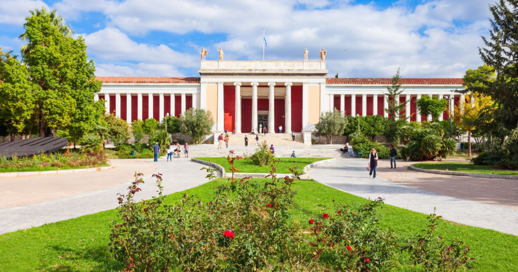 Athens Top 5 Museums with Lovely Cafes 12