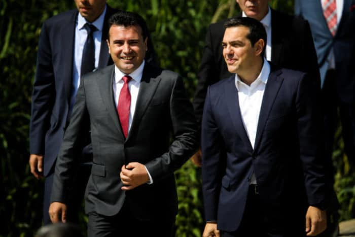 Greek and FYROM Prime Ministers to be nominated for Nobel Peace Prize 32