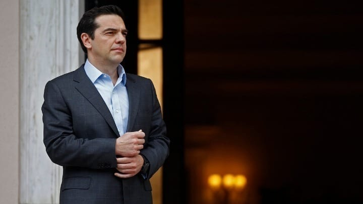 Greek PM condemns attack on TV network 1