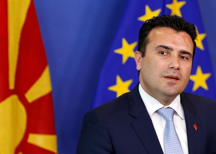 "FYROM's PM Zaev insists he is ""Macedonian and speaks Macedonian language"" 31"