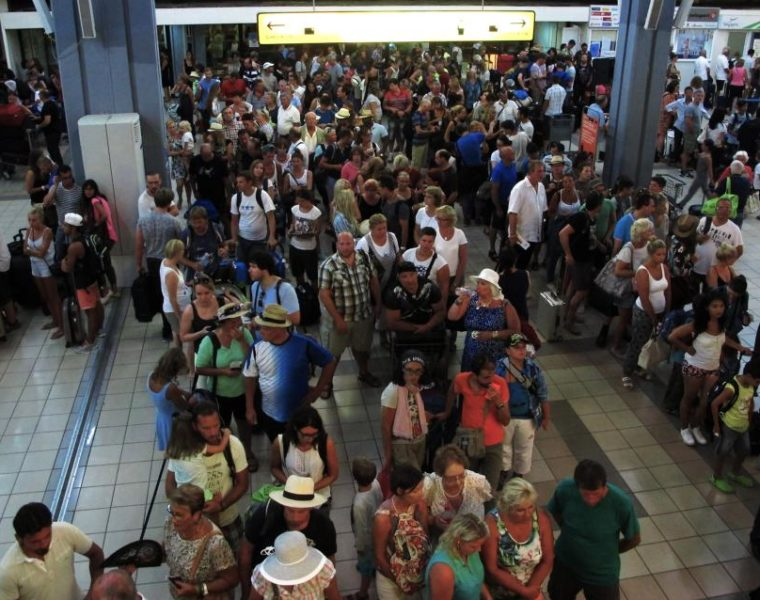Greek airports reach record breaking numbers in 2018 9