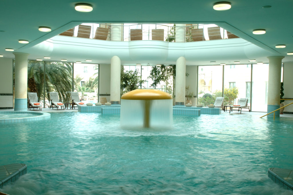 Greece's most amazing therapeutic spas 7