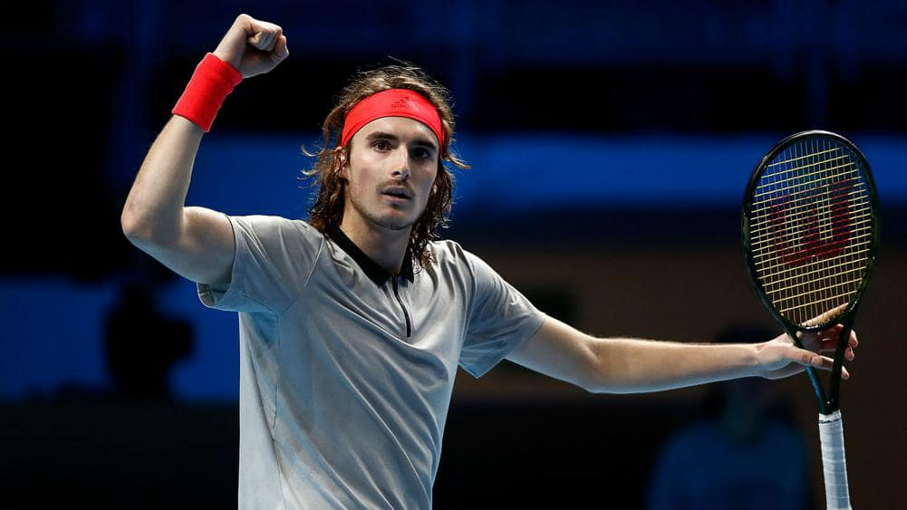 Seeded 1, Stefanos Tsitipas set to make his debut at Sydney International today 3