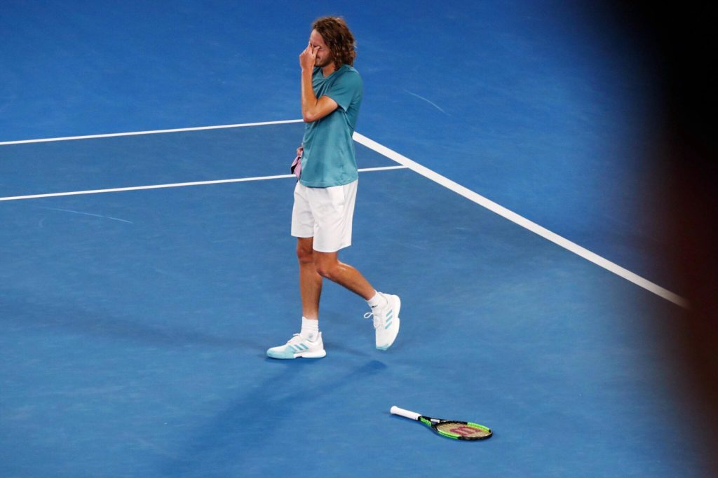 Nadal too strong for Tsitsipas, who has done Greece proud 2