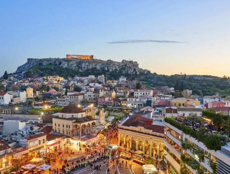 Greek Capital nominated for 'Best European Destination' 2019 6