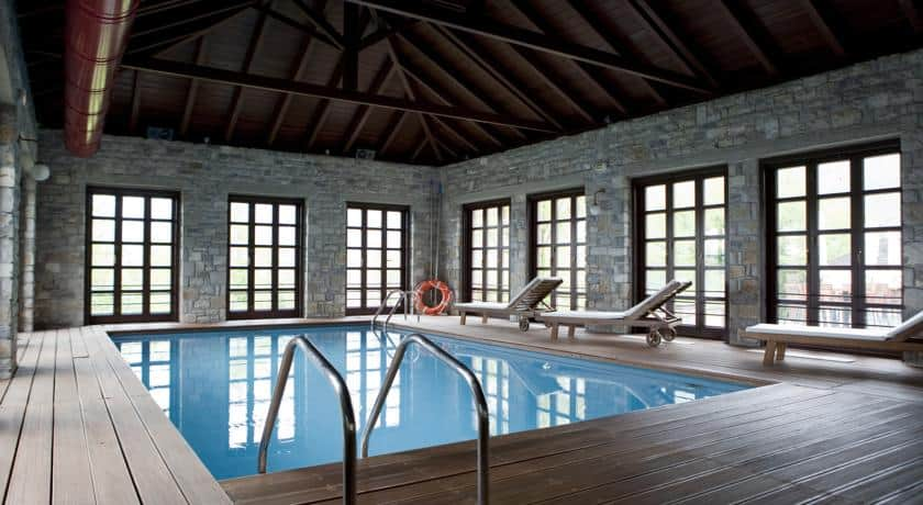 Greece's most amazing therapeutic spas 8