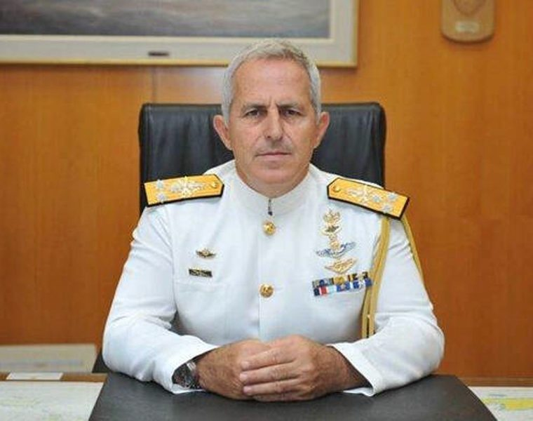 Chief Admiral Apostolakis appointed Greece's new Defence Minister 7