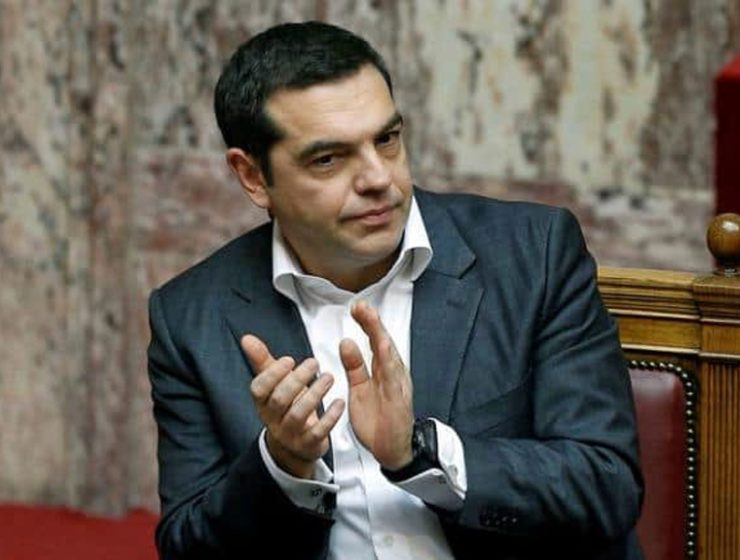 """Everyone has now started to see that Greece is a different country"" states Greek PM 15"