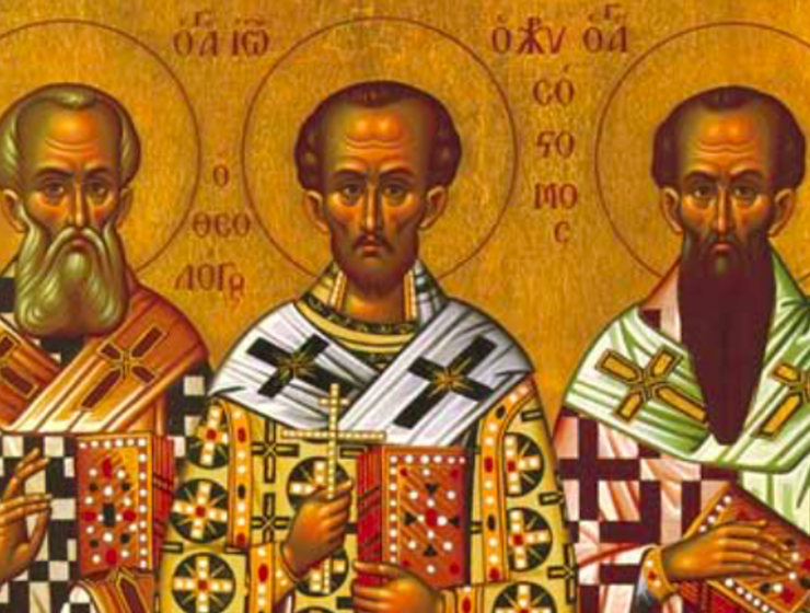 Synaxis of the Three Hierarchs   37