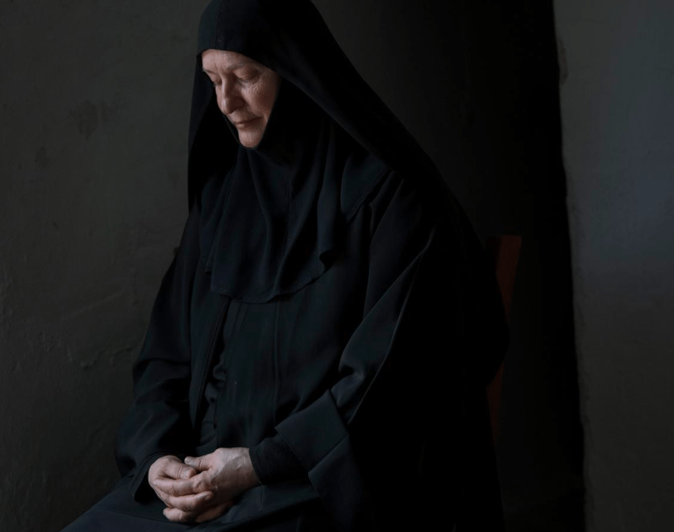 Spotlight on Sister Irini the only nun on Amorgos Island 8