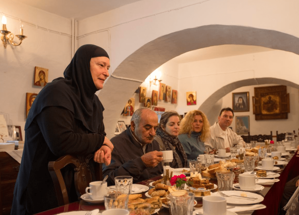 Spotlight on Sister Irini the only nun on Amorgos Island 10