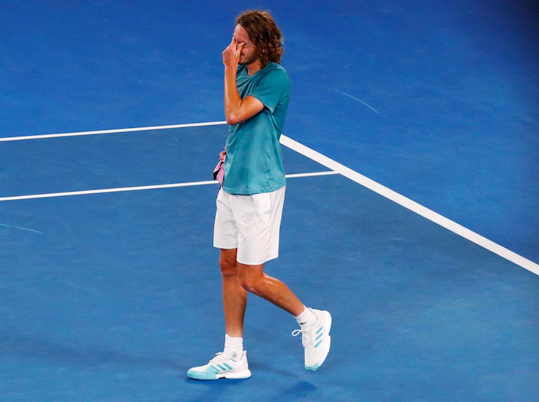 Nadal too strong for Tsitsipas, who has done Greece proud 17