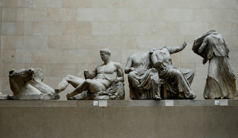 Athens Is The Natural Place For Parthenon Sculptures