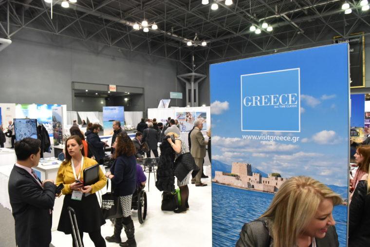 Greece will participate in the 2019 New York Times Travel Show 5