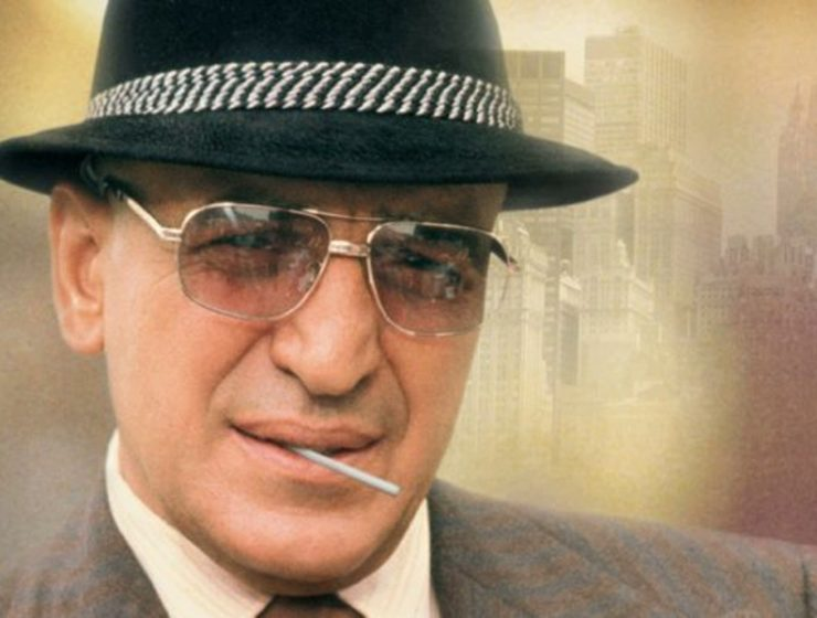 On this day in 1994, Telly Savalas passes away 24