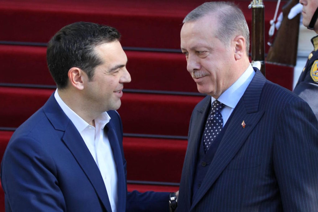 Greek PM Tsipras to make an official visit to Turkey in February 2