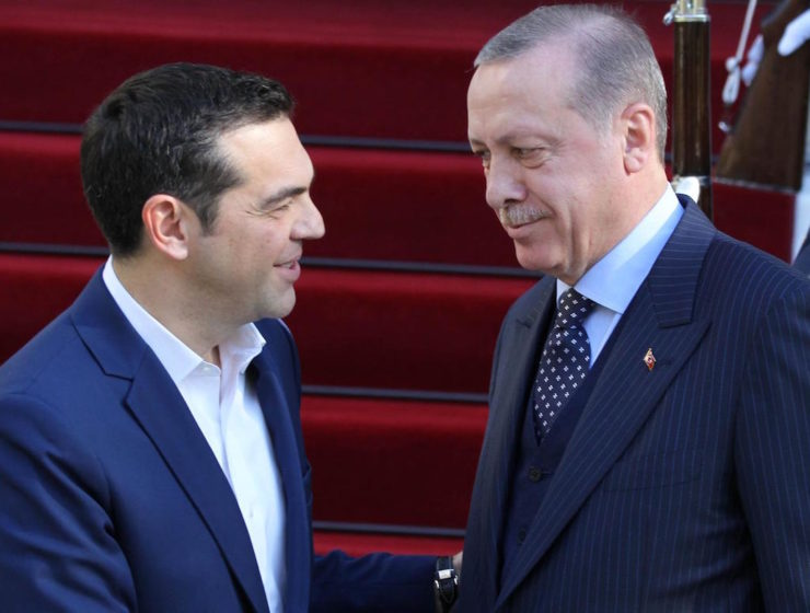 Greek PM Tsipras to make an official visit to Turkey in February 15