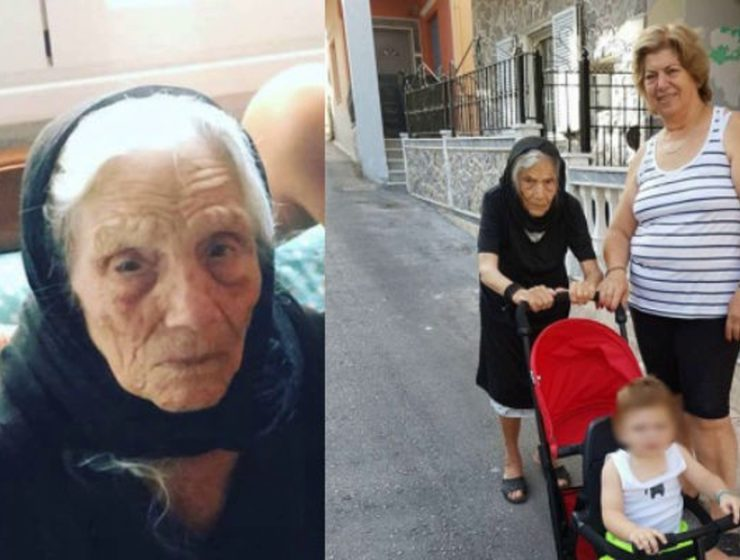 105-year-old Yiayia from Kalymnos one of Greece's oldest woman alive 20
