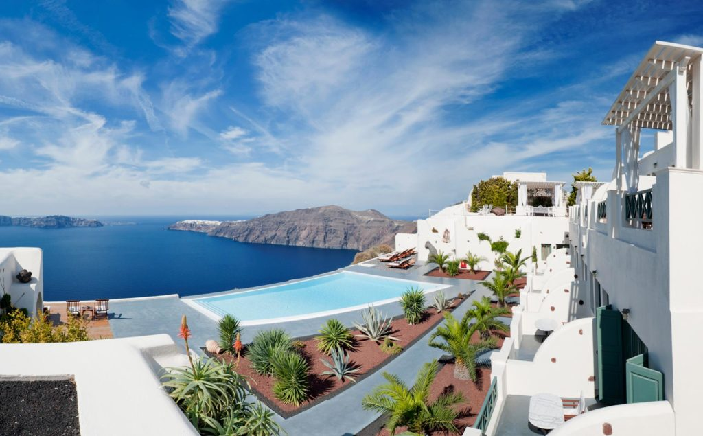 Boutique hotel Anastasis Apartments on Santorini named 'Best Small Hotel in the World'  5