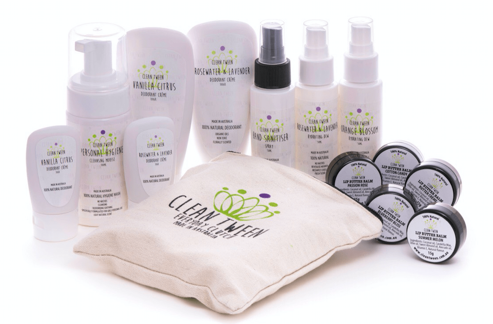 Greek Australian mums launch natural skin products for tweens 6