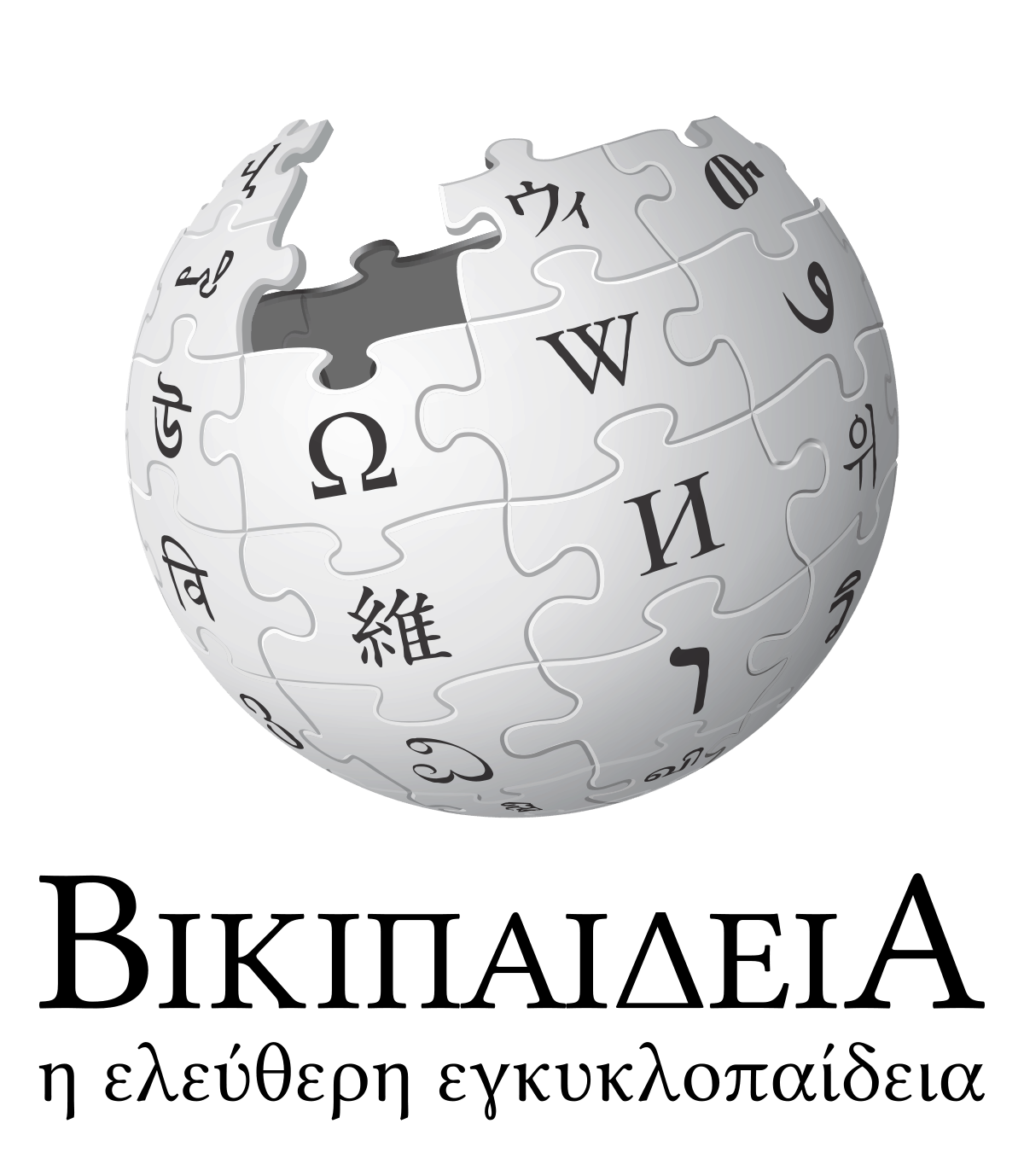 The leading Greek Wikipedia entries for 2018 2